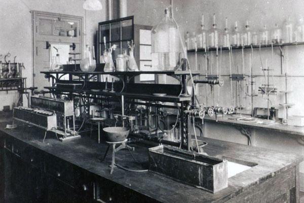 Banting laboratory