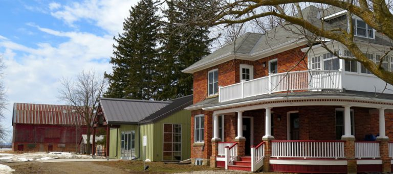 Walk in the Footsteps of Banting