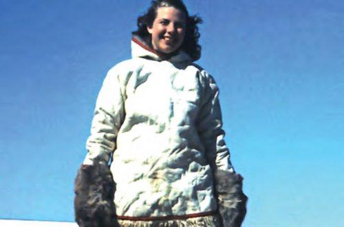 Constance Beatty 1949 at Fairway Island